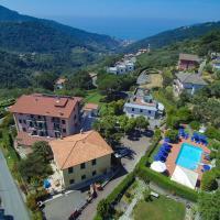 Hotel La Vigna, hotel a Moneglia