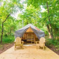 Tentrr - Good Intentions Farm, hotel in Keymar
