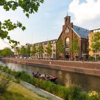 BUNK Hotel Utrecht: Utrecht'te bir otel