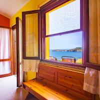 Casa di Betta - Vista mare - free WIFI, hotell i Torre Dei Corsari