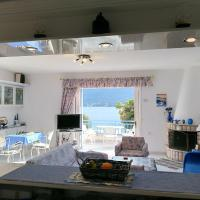 Rigos House at Askeli beach, Poros island