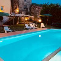La vecchia canonica, hotel a Fivizzano
