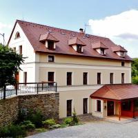 Pension Mlyn Stare Mitrovice, hotel v destinaci Prčice