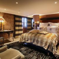Hotel Le Saint Roch, хотел в Корчевел