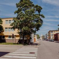 Hamina City Apartments, hotelli kohteessa Hamina