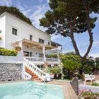 Capri Red Moon Apartment, hotel in Capri