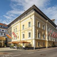 Hotel Sandwirth, hôtel à Klagenfurt am Wörthersee