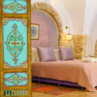 The Way Inn - Boutique Hotel, отель в Цфате