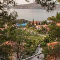 Ξενοδοχείο Άλμα, ξενοδοχείο στην Πέτρα