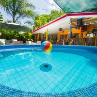 Hotel Buddha House, hotel in Jacó