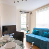London Regent Apartment in Bloomsbury