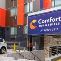 Comfort Inn & Suites near JFK Air Train, hotel in Queens