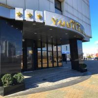 Hotel Yubileiny, hotell sihtkohas Minsk