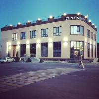 Отель CONTINENTAL, отель в Семикаракорске