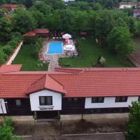 Guesthouse Cherni Lom, hotel in Ostritsa