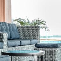 QuartierHomeSuites Lush Apartment Ocean View