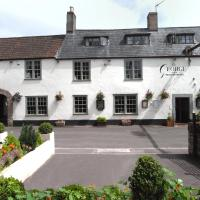The George at Nunney, hotel in Frome