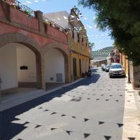Il Cortile, hotell i Domus de Maria