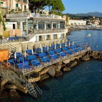 Hotel Arc En Ciel, отель в Диано-Марина