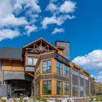 Malcolm Hotel by CLIQUE, hotel in Canmore