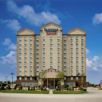 Fairfield Inn & Suites by Marriott Toronto Airport, hotel a Mississauga