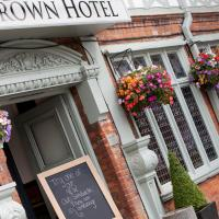 Crown Hotel, hotel in Chertsey