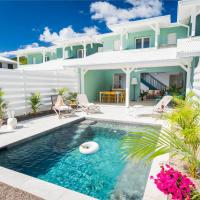 Villas Sun Rock - Accès direct à la plage !, hôtel au Diamant