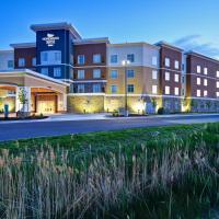 Homewood Suites By Hilton Salt Lake City Airport, hotel near Salt Lake City International Airport - SLC, Salt Lake City