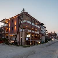 Stavros Compass, ξενοδοχείο στη Σάρτη