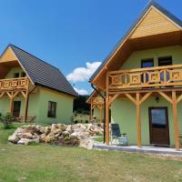 Domki pod Derkaczem, hotel in Radków