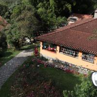 Parque Nacional Hostel/Camping Dom Quixote, hotel in Itatiaia