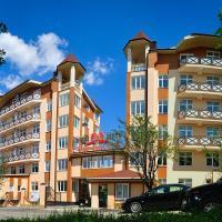 СПА отель Славяновский Исток Лечебно-диагностический комплекс , отель в Железноводске