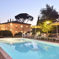 villa San Fabiano with heated pool