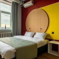 Greenfeel Hotel Pskov, отель в Пскове