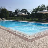 Agriturismo La Cascinetta, hotell i Pieve di Cento