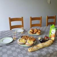 Bed and Breakfast in Champagne near Reims