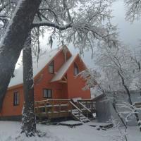 Arriendo Cabaña Las Trancas (Alto del Huemul) Apartamento