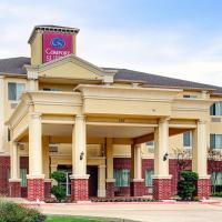 Comfort Suites Texas Avenue