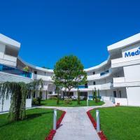 Hotel Meduza Estival, hotel in Olimp