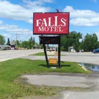 Falls Motel, hotel v destinaci International Falls