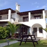 Harmony seaside apartments, отель в городе Коропи