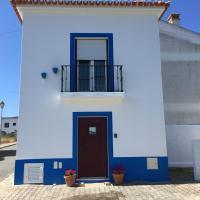 Casa Azul, hotel em Almograve