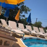 Hotel Gothia, hotel in Ulcinj