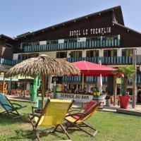 Hotel Le Tremplin, hotel in Morzine