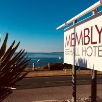 Membly Hall Hotel, hotel in Falmouth