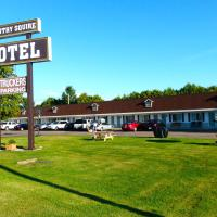 Country Squire Motel, hotel em Arnprior