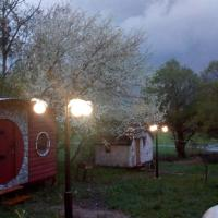 Кемпинг Вишневый сад, отель в Псебае