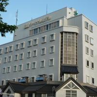Takada Terminal Hotel, hotel in Joetsu