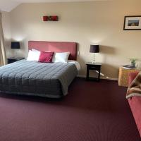 Forest Lodge, hotel in Methven