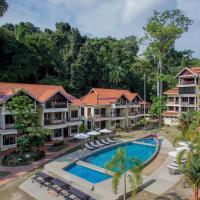 Anjungan Beach Resort, hotel in Pangkor